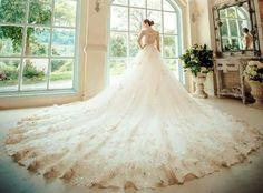 Sonho 😍  #noivas #vestidos