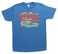 Back To the Future Way Back T-Shirt