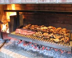 Gaucho Grills: Latin Argentine Grill, Charcoal-Wood Barbecue