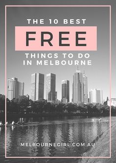 The 10 best FREE things to do in Melbourne - Franziska Lauer - Pin To Travel Perth, Brisbane, Sydney, Melbourne Australia, Melbourne Travel, Visit Melbourne, Melbourne Victoria, Victoria Australia, Great Barrier Reef