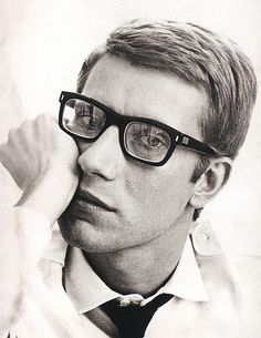 one of the greatest fashion designers - YSL