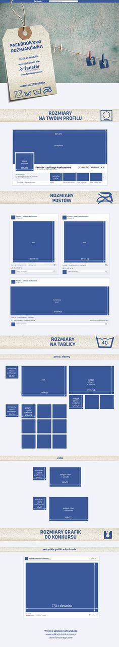 Rozmiary grafik na Facebooku