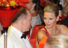 Charlene Wittstock Photos: 61st Red Cross Ball In Monte Carlo