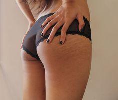 ¡¡¡¡Foto de un derriere de mujer realista. Con estrías como casi toda mujer!!!!