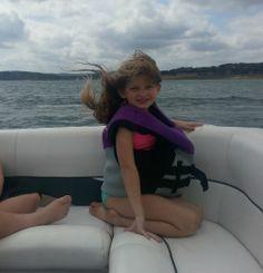 2014!  Allison Canyon Lake #boatingfun
