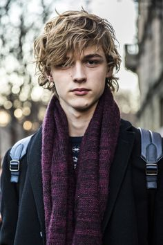 Max Barczak - Milan Men Fashion Week FW16 Street Style
