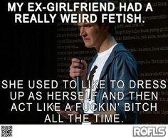 My Ex-girlfriend | LaughLoad