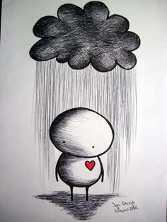 Sad Emotional Drawings - Top Images