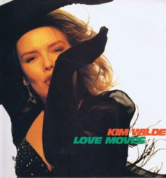 Kim Wilde - Love Moves - MCG 6088 - LP Vinyl Record