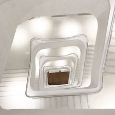 Me encanta la arquitectura. Me encantan las formas geométricas que intentan imitar fenómenos de la naturaleza. Cuando las veo me imagino dentro de un huracán o de un remolino de agua que te atrapa y te deja hipnotizado. No sé si será su verdadero significado pero sí se cual es el mío