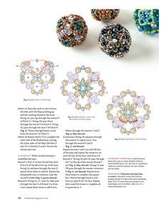 Beaded Bead Contest - Bead 3 - Beading Beads - 3/3