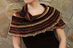 Ravelry: Marocombe - Canyon Asymmetry pattern by Anna-Sophia Maré a free pattern