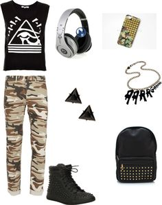 """Untitled #108"" by khiyasiahp ❤ liked on Polyvore"