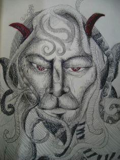 Demon-sketch