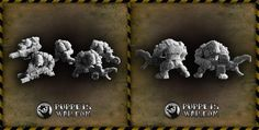 Our new release - again strong and brutish. Combat Thugs https://puppetswar.eu/product.php?id_product=640