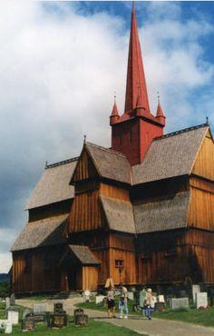 Staafkerk Ringebu