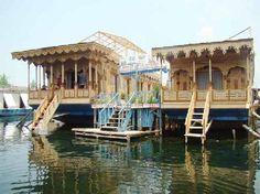 Casas barco en Mandalay