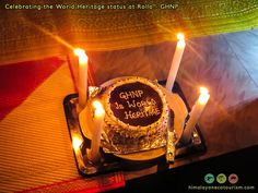 Celebrating our World Heritage Site inscription, July Our World, Himalayan, World Heritage Sites, Trek, National Parks, Celebrities, Himalayan Cat, Celebs, Celebrity