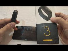 (1) Tutorial completo Mi Band 3 - Configurações e funções da smartband da Xiaomi em Português - YouTube Charger, Band, 1, Youtube, Metal Detector, You Complete Me, Ideas, Sash, Bands