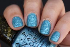 Nail Girl: Swatch & Review: OPI Tiffany Case