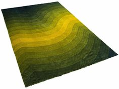 Yseult Yellow/Green Area Rug Home Etc Rug Size: Rectangle 300 x Silver Grey Rug, Black And Grey Rugs, Dark Grey Rug, Brown Rug, White Rug, Red Rugs, Rugs Online, Rugs On Carpet, Yellow