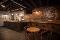 Opened in June 2015, The Hopbunker is a basement bar located a stone's throw from Cardiff Castle. Owned by the Hopcarft/Pixie Spring Brewery, the bar has the largest selection of cask beers in the city.