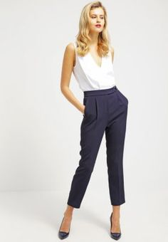 HUGO KASHA - Jumpsuit - navy - Zalando.no