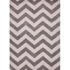 JaipurLiving Traverse Gray Geometric Area Rug Rug Size: