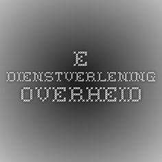 E-dienstverlening overheid