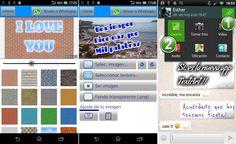 TextArt es una app gratuita para Android con la que podemos crear bellos textos (citas, frases, pensamientos, poemas, ...) y compartirlos rápidamente.