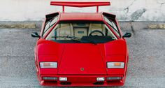 This Lamborghini Countach stole the show | Classic Driver Magazine