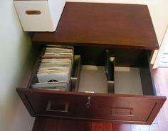8 Best 45 Rpm Storage Images Record Storage Storage