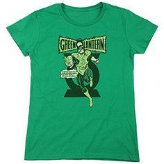 DC+Comics+Retro+Shirt Products : Green Lantern DC Comics Retro Oath Women's T-Shirt Tee