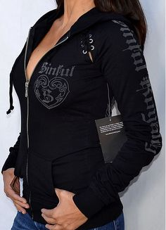 Sinful by Affliction Clothing