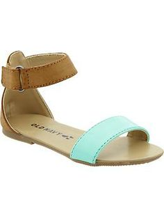 Shiny-Strap Sandals for Baby | Old Navy