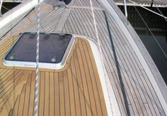 Teak synthetic floor cheap for sale in the UK