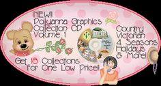 Pollyanna Graphics Collection CD