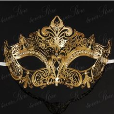 https://ae01.alicdn.com/kf/HTB12t1DJXXXXXcAXXXXq6xXFXXXZ/Silver-Black-Gold-Metal-Laser-Cut-Venetian-Party-Mask-Mardi-Gras-Masquerade-ball-Mask-with-Diamond.jpg