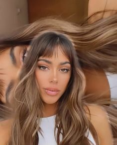 Long Hair Styles, Pretty, Beauty, Instagram, Templates, Martina Stoessel, Hair And Beauty, Singers, Celebs