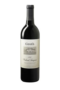 Groth | Wine Label Design by Auston Design Group