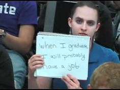 A new media student.