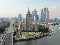 beloved hometown - Moscow