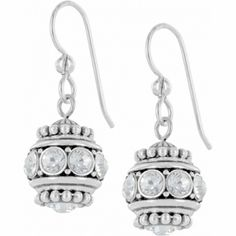 Anna Twist Earrings available at #Brighton