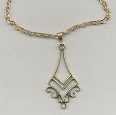Other Jewelry Design Findings 164356: **14Kt Yellow Gold Pendant Loop For Earrings Chain Dangle Drops G29* -> BUY IT NOW ONLY: $100 on eBay!