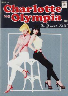 Sweet Talk! Charlotte Olympia