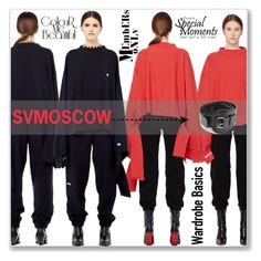 """Svmoscow1"" by angel-a-m on Polyvore featuring Vetements and A.F. Vandevorst"