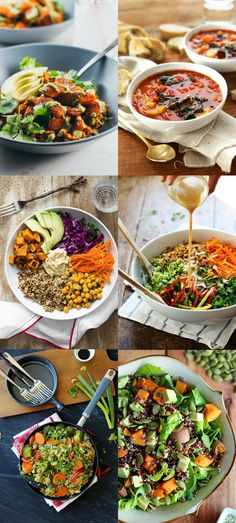 15 Light & Healthy Plant-Based Recipes Soups, salads, curries, stir-fries and more! These recipes are loaded with veggies and healthy vegan ingredients to make you feel your best. With so many...