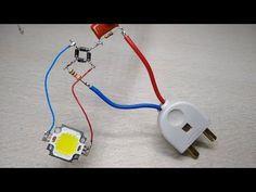 10 Watts Led Run Direct 230 Volt Ac Component Value Capacitor 224j 230volt 22 Mi Electronics Mini Projects Electronics Projects Diy Electronics Projects