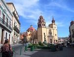 Guanajuato, Guanajuato. Another place worth visiting and close to my hometown.