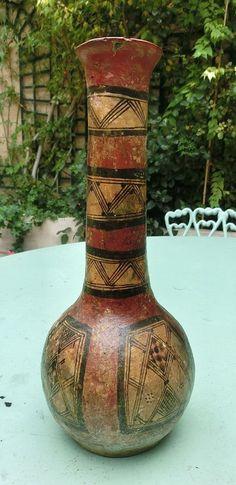 Vase Idekki Kabyle Kabylie Algerie Maroc Berbere Poterie Ceramique | eBay